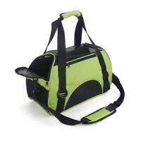 AIRLINE CARRIER GREEN TOTE