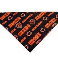 BANDANA CHICAGO BEARS