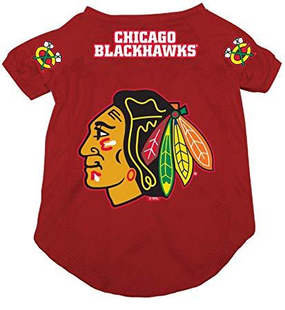 hot sale online b6126 57243 CHICAGO BLACKHAWKS DOG DRESS