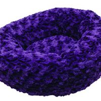 DOGIT DONUT DOG BED ROSEBUD PURPLE