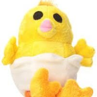 DOGIT PLUSH CHICKEN DOG TOY