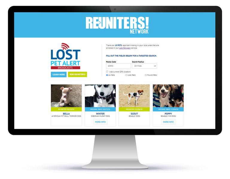 AKC Reuniters Network